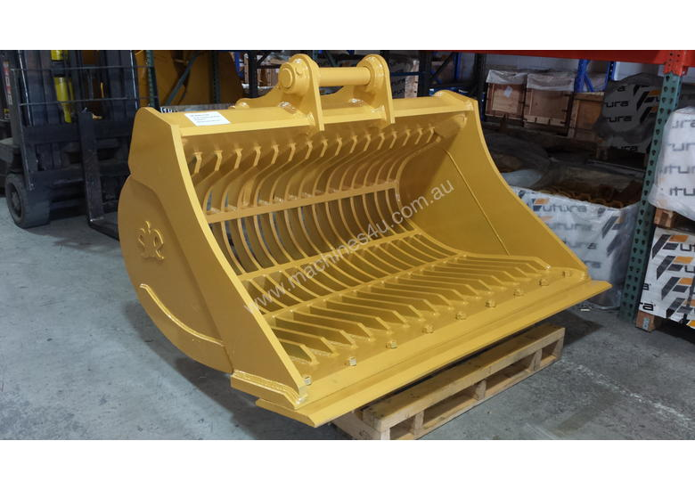 ... Komatsu 1500MM Excavator Bucket in Dandenong South, VIC Price: $7,950