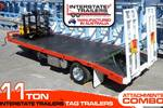 Tag Trailer 11 TON fitted with Attachments package