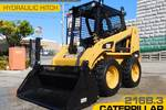 216B.3 CAT Skid Steer Loader Quick Hitch 86h #2232