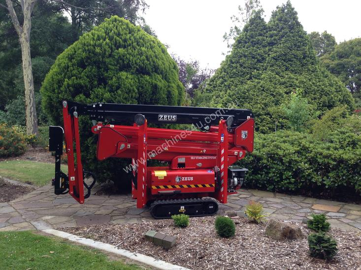 New Zeus Spider Lifts for sale - Zeus 18.93 Tracked Spider Lift
