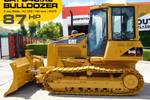 CAT D4G XL Dozer / D4 Bulldozer AC 8100HRS #2201B