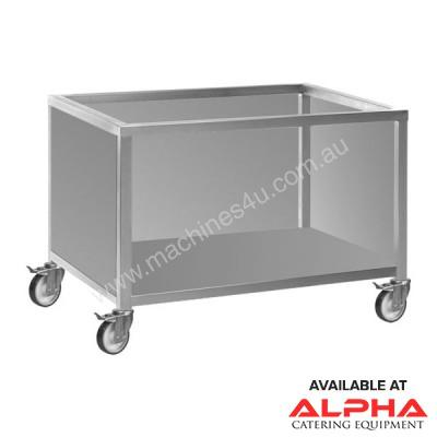 New f e d hbt17p stainless steel trolley in penrith nsw for Cuisson four bain marie