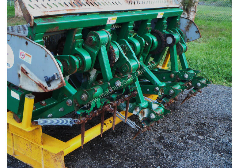 Implements for sale - Toro Tractor Lawn Aerator Corer Soil Condtioner