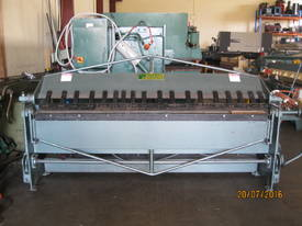 Used Pan Brake Folder Second 2nd Hand Pan Brake Folder