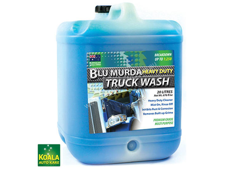 ct18 truck wash instructions