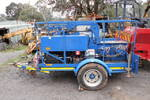 5,000kg cable winch , diesel , 2012 model 187hrs
