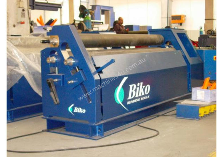 New Biko Roll Formers for sale - Biko 3 roll Plate Rolling and Bending ...