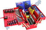 TOOLKIT CANTILEVER 5 TRAY BOX 135 PIECE