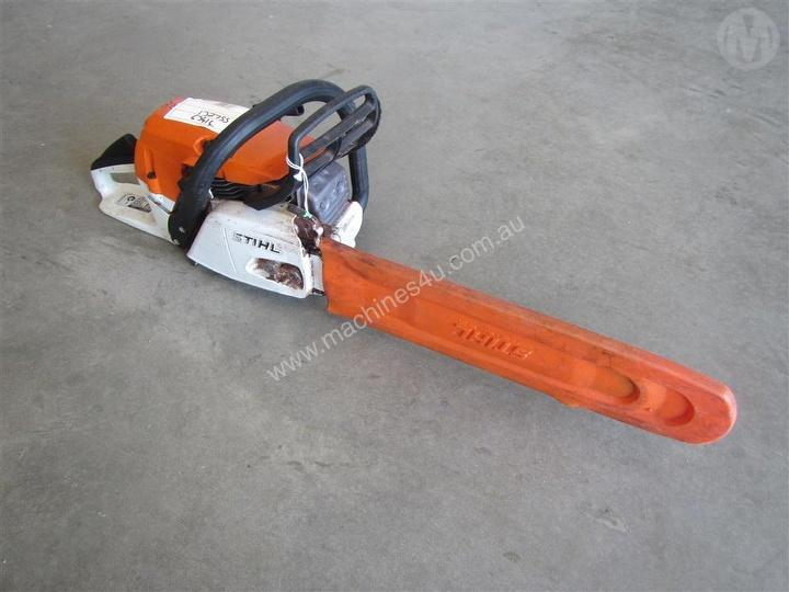 Used Stihl MS 261C Petrol Chainsaws in PERTH INTERNATIONAL AIRPORT, WA