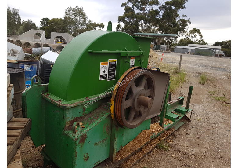 Used 1996 Precision Husky 38 disc chipper Accessories Sawmilling in ...