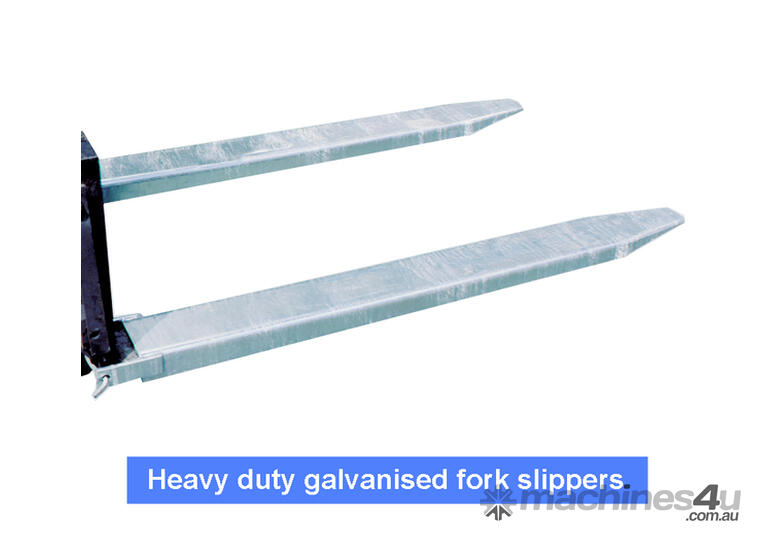 New 2016 ALL BRANDS Galvanized Forklift Tyne Extension Slippers 1800mm ...
